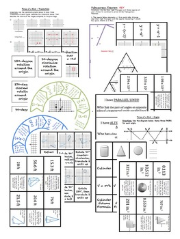 My ENTIRE 8th Grade Math Curriculum - Assessments, Notebooks, Stations, and MORE