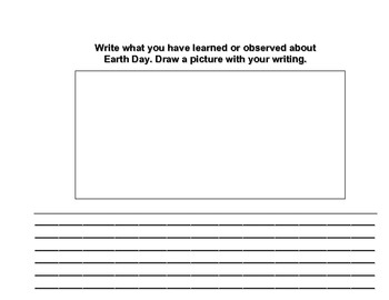 My Earth Day Detective Book