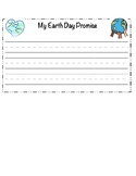 My Earth Day Promise