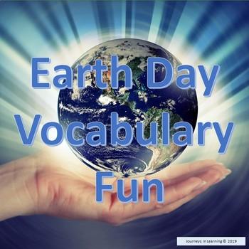Earth Day Vocabulary Fun