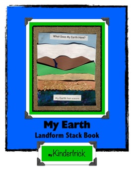 My Earth Landform Book