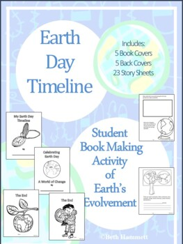 My Earth Timeline: A Book of World Change to Make and Share