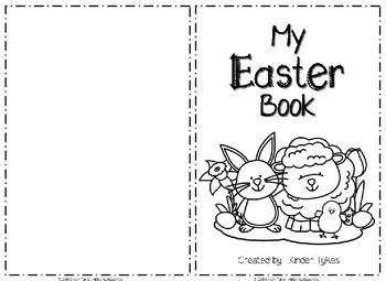 My Easter Book for Children