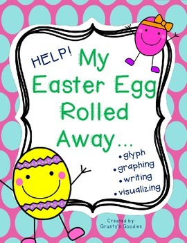 My Easter Egg Rolled Away! (Glyph, Descriptive Writing, Gr