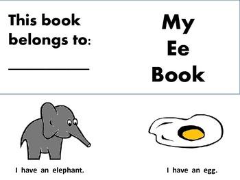 My Ee Book