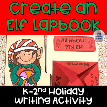 My Elf Lapbook Activity