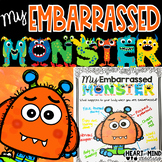 My Embarrassed Monster, an identifying emotions activity.