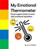 My Emotional Thermometer: Visual Support Charts to Assist Emotional Regulation