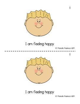 Emotions Emergent Reader