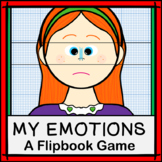 My Emotions Flipbook Game: Facial Awareness for Young Chil