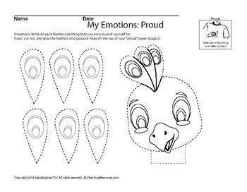 My Emotions: Proud