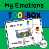 Emotional Regulation Activity: My Strategy Toolbox