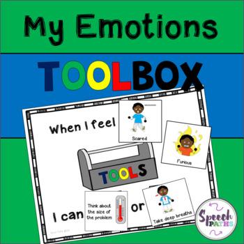 My Emotions Toolbox
