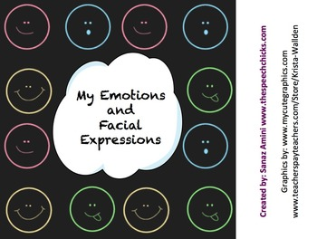 My Emotions and Facial Expressions