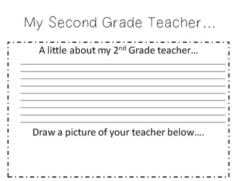 My End of The Year-2nd Grade!