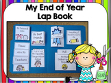 My End of Year Lap Book