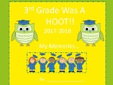 My End of the Year-3rd Grade!