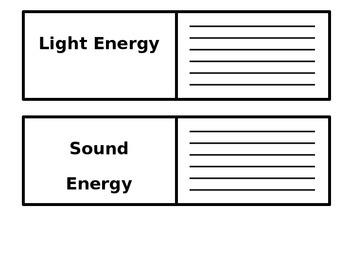 My Energy Book