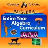 My Entire Algebra Curriculum