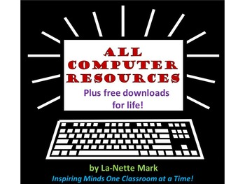 Computer Resources Bundle - My Entire Computer Store