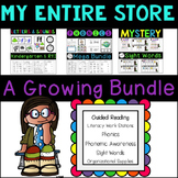 My Entire Store - Primary ELA CCSS Focus - Lifetime Updates! Growing Bundle!