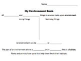 My Environment Book