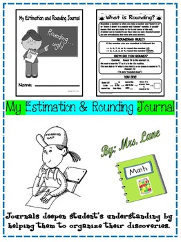 My Estimation and Rounding Journal