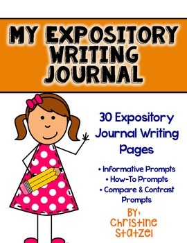 My Expository Writing Journal