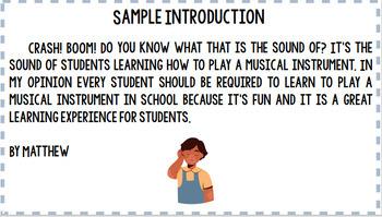 My FSA Writing Guide
