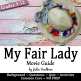 My Fair Lady Movie Viewing Pack