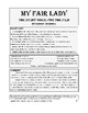 My Fair Lady: Movie Study Guide (22 Pgs., Answer Keys Included, $18)