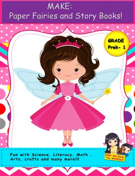 MAKE: Paper Fairies and Story Books