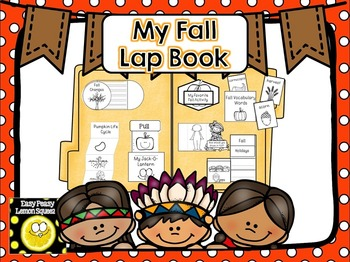 My Fall Lapbook