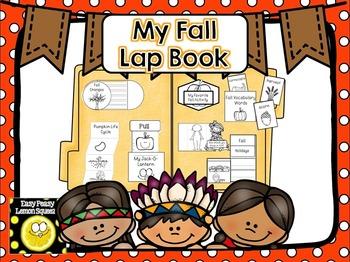 My Fall Lapbook