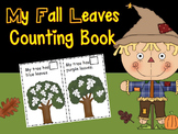 My Fall Leave Counting Book