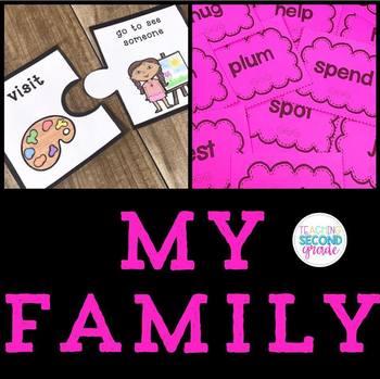My Family Journeys Unit 1