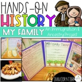 My Family - A Family Immigration Research Project