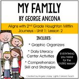 My Family: Aligned w/Houghton Mifflin Journeys – 2nd Grade