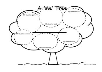 All about Me & My Family - FREEBIE