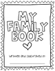 My Family Book (A Narrative Writing Activity}