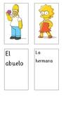 My Family Cards - Spanish