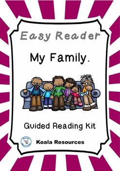 My Family Easy Reader