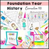 History Foundation Year Australian Curriculum HASS