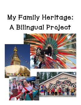 My Family Heritage: A Bilingual Project
