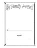 My Family Journal- OWL