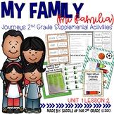 My Family: Journeys 2nd Grade Supplemental Activities