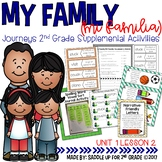 My Family: Journeys 2nd Grade Supplemental Activities