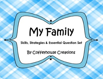 My Family - Journeys- Grade 2