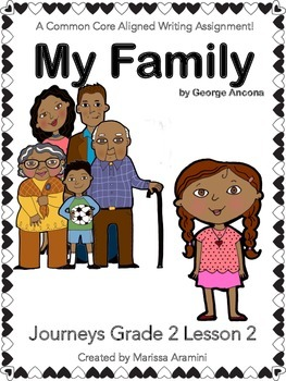 My Family-Journeys Grade 2-Lesson 2