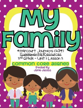 My Family (Journeys - Supplemental Materials)